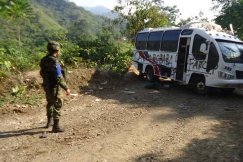 Terrorismo instalado en el Catatumbo