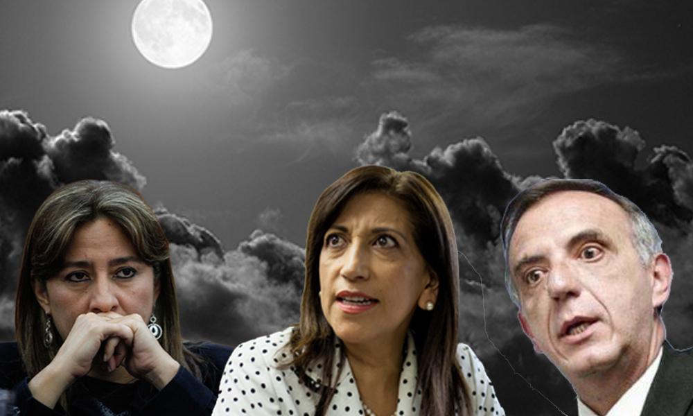 Los juristas del mal