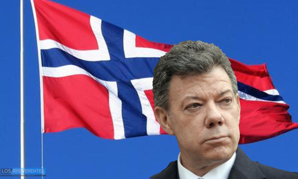 """El """"yo con yo"""" de Noruega"""