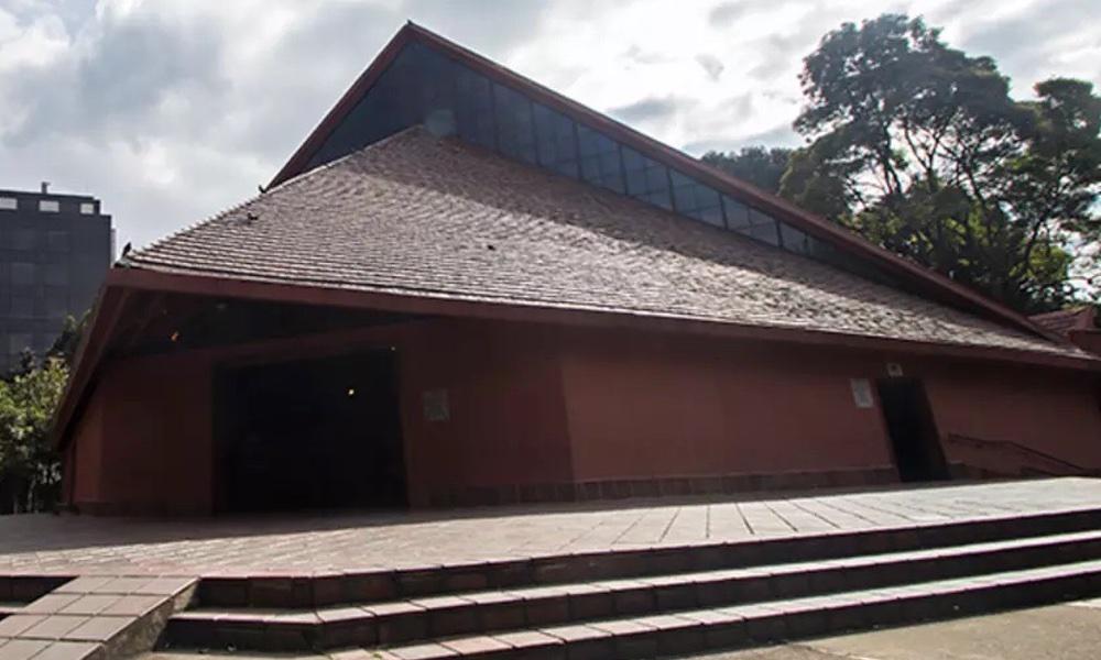 Asalto masivo en iglesia de Bogotá