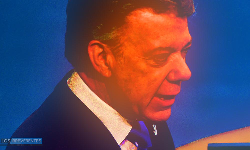 Las 8 mentiras en el discurso de Santos