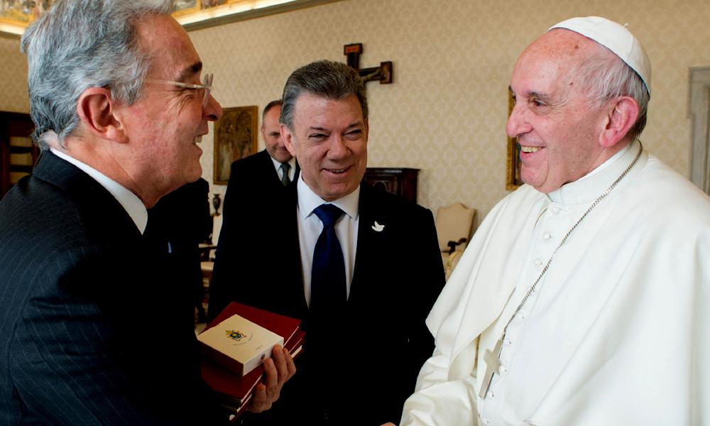 Cancillería escondió invitación a Uribe