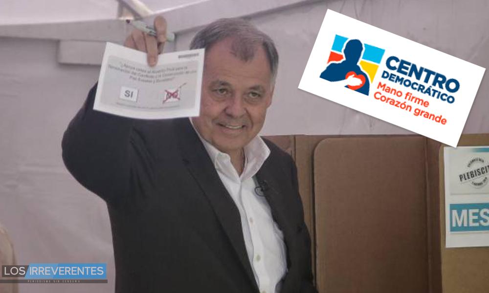 Ordóñez en el Centro Democrático