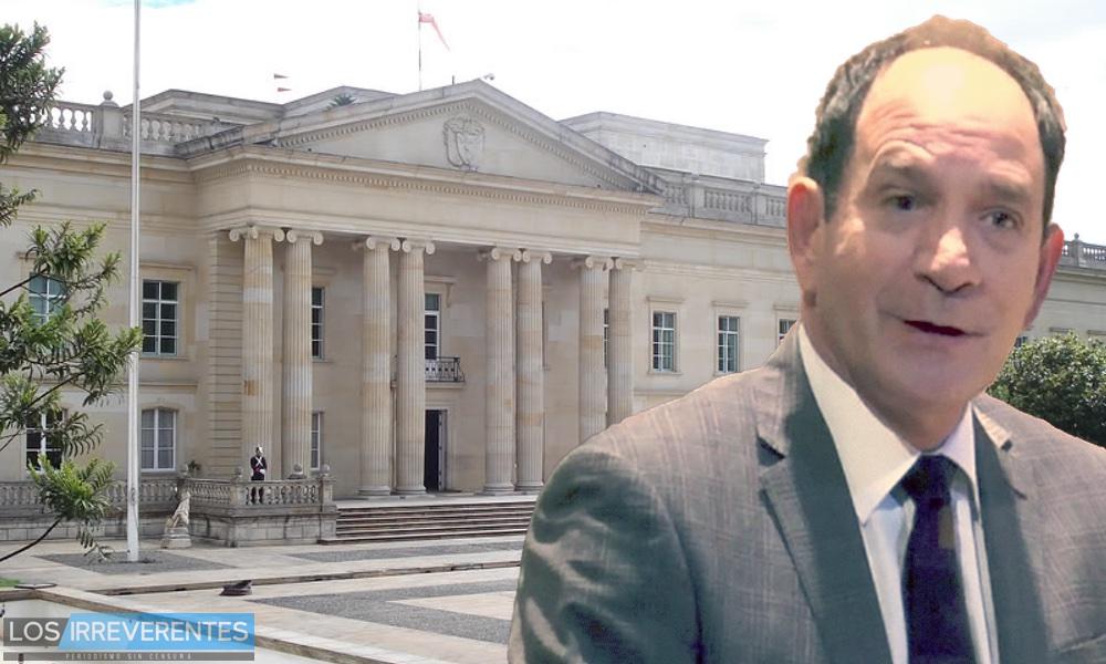 El arquitecto jurídico del régimen