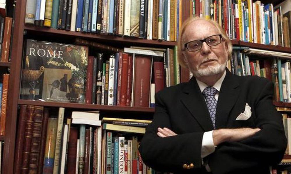 Mauricio Wiesenthal: Libros con aroma a posteridad