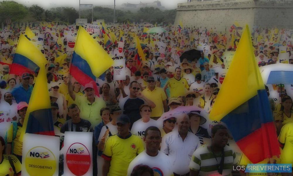 Una marcha por Colombia