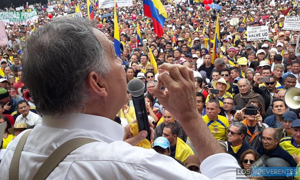 Ordóñez: políticamente incorrecto