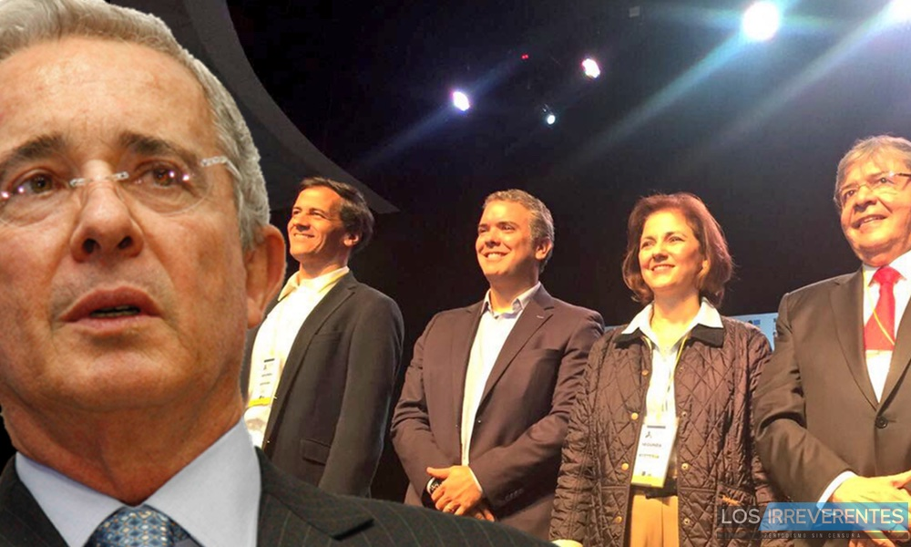 Convención uribista: ¡Sí hay con quién!
