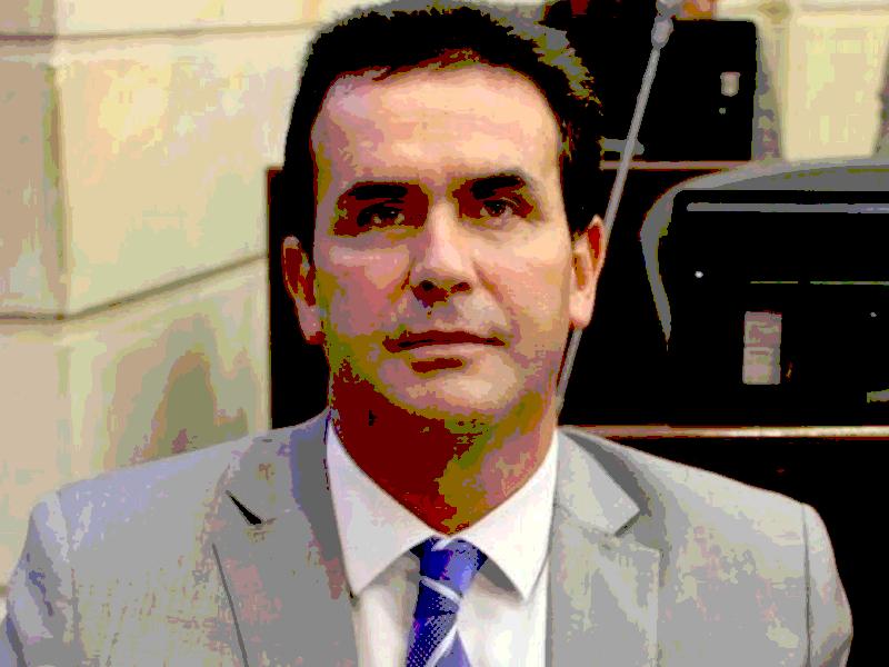 Rigoberto Barón: El madero en la rueda pinchada de la paz