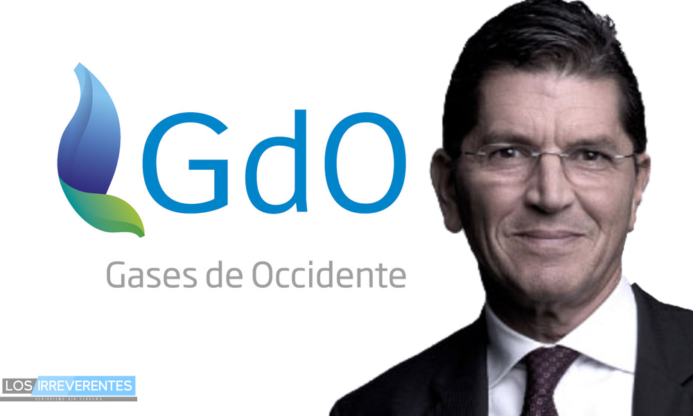 "En peligro ""Gases de Occidente"""