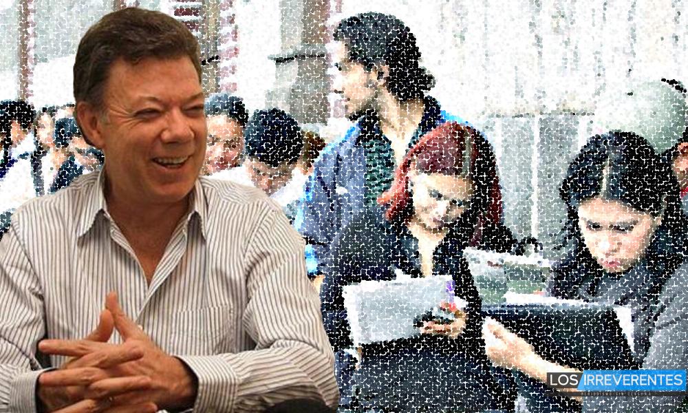 Situación laboral en crisis: El espejismo de las cifras de Santos