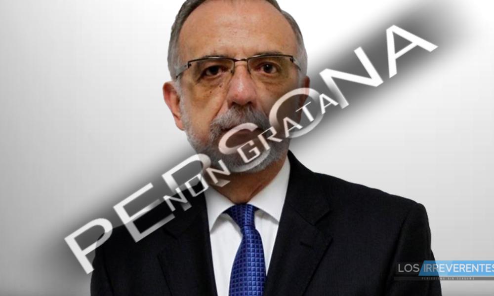 Guatemala expulsa a Iván Velásquez