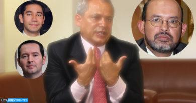 Los candidatos de Andrade