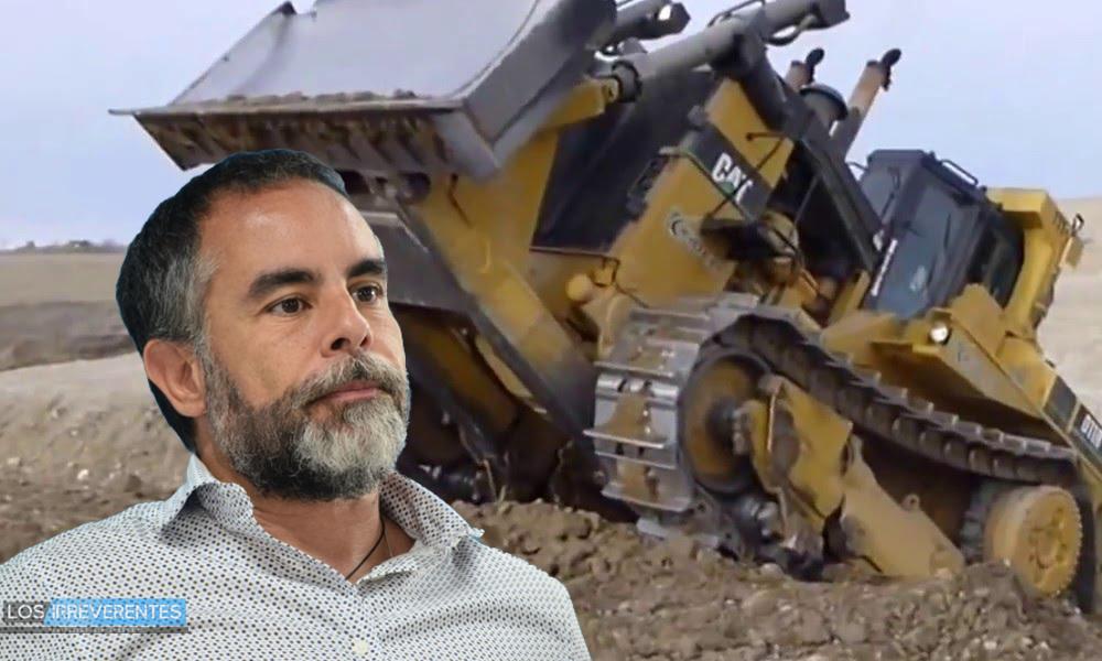 El bulldozer