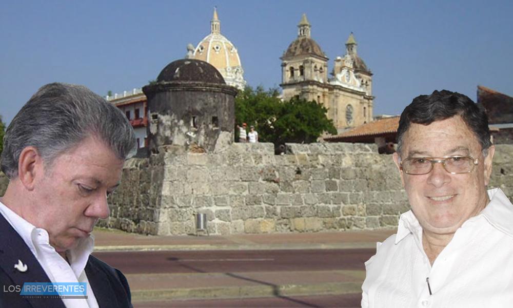 Santos y la Casa García, tras el botín de Cartagena