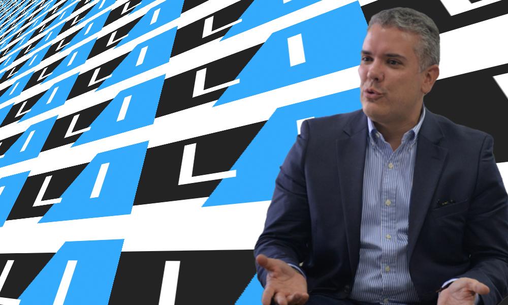 """Iván Duque: """"Construiremos un programa que atraiga a los colombianos con una agenda optimista de futuro""""."""