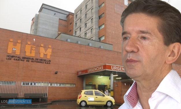 Gobernador de Antioquia pone en su sitio a Santos