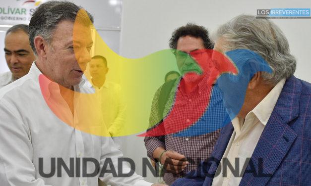 La nueva unidad nacional