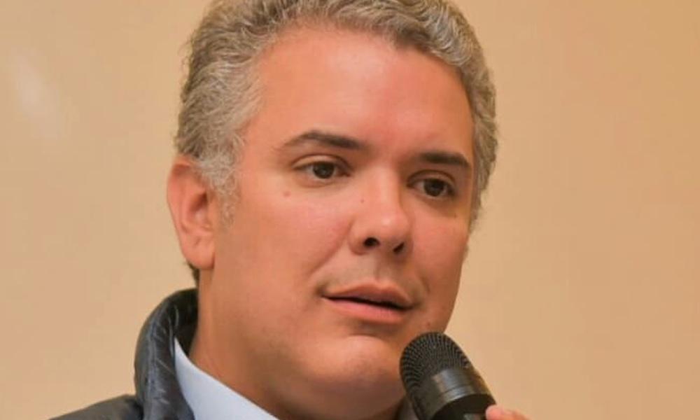 Duque candidato, Duque Presidente