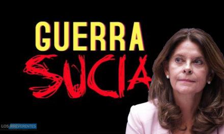 La guerra sucia de Marta Lucía
